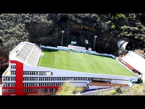 7 Estádios De Futebol Que São Únicos No Mundo