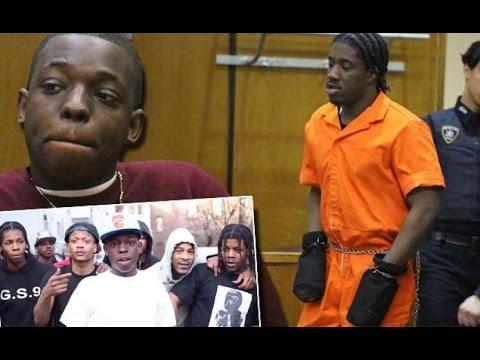 Professor Griff- Bobby Shmurda, Hip Hop Police, and GS9 Associate 'Rasha' 98 Year Prison Sentence