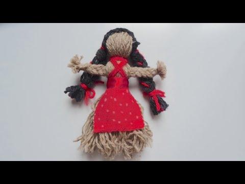 DIY Кукла мотанка ♡ Nika Life