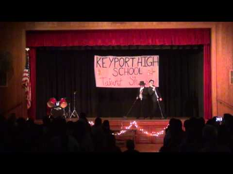 KHS Talent Show 2015 - Soul Man - The Blues Brothers