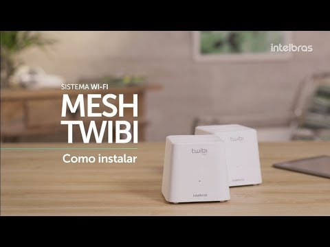 Roteador mesh da Intelbras promete sinal forte de internet por toda a casa