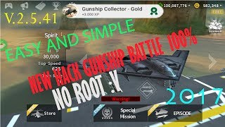 How to Cheat/Hack Gunship Battle √(2017) No-Root V:2.5.41