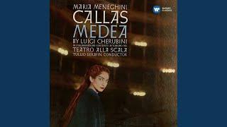 """Medea, Act 2: """"Solo un pianto con te versare"""" (Neris)"""