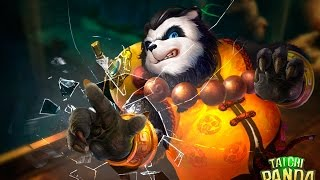 Тайцзи Панда: Утреняя забежка