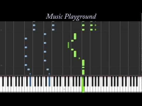 """44 Will.I.Am """"This Is Love"""" Ft Eva - Piano Full (Hard - Normal Speed)"""
