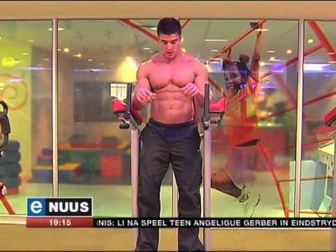 eNuus | SA Fitness Model Off to US