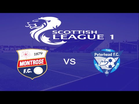 Montrose Peterhead Goals And Highlights