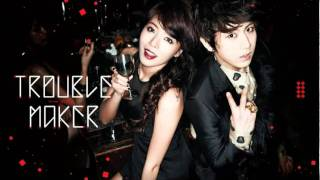 Hyuna & HyunSeung  Trouble Maker mp3 Download