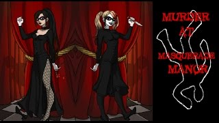 Murder At Masquerade Manor (Re-Attempt)
