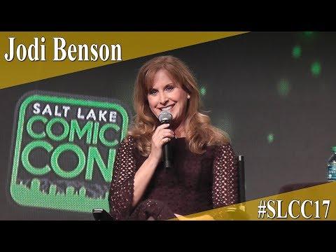 Jodi Benson - Panel/Q&A - SLCC 2017