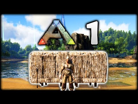 The ARK Adventure Begins! | ARK Survival Evolved: The Island | Episode