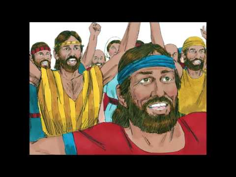 Israel Want A Human King And Reject God: Book Of 1 Samuel Read For Children