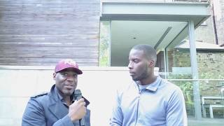 LAWRENCE OKOLIE DISCUSSES CAREER PROGRESS SO FAR,  PRESSURE ON MATCHROOM SHOWS, & HIS NEXT FIGHT !