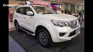 New Nissan Terra 2019 Walk-Around Review With EuromanDriver 2018 -Toyota Fortuner Beater?