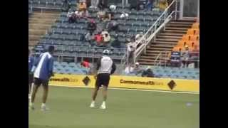 Indian Cricket Videos - Team Net Practice before match in Australia