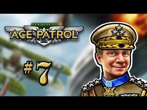 Let's Play Sid Meier's Ace Patrol - 7 |