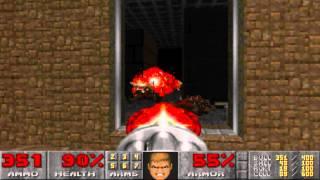 Doom II - Level 09 - The Pit - UV