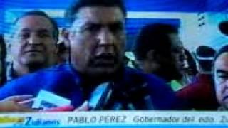 Pablo Pérez Inaugu