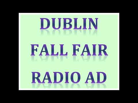 Dublin Fall Fair Radio Ad