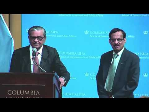 SIPA Celebrates New Deepak and Neera Raj Center on Indian Economic Policies