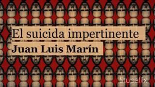 EL SUICIDA IMPERTINENTE Booktrailer