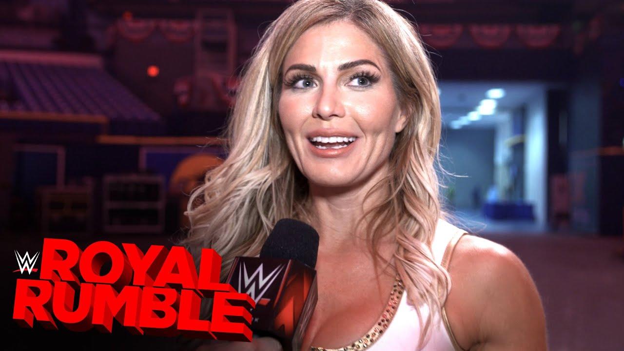 Torrie Wilson Explains How Her WWE Royal Rumble Return Felt Different