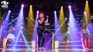 Helen, Melissa, Carolina – LVK Colombia – Súper Batallas – T1
