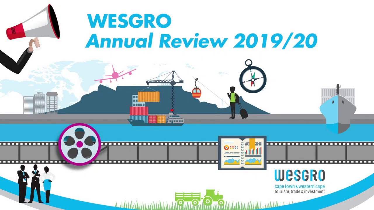 Download Wesgro Annual Review 2019/20