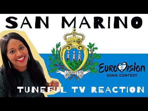 EUROVISION 2019 - SAN MARINO - TUNEFUL TV REACTION & REVIEW