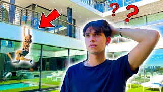 CRAZY HIDE and SEEK in NEW HOUSE!