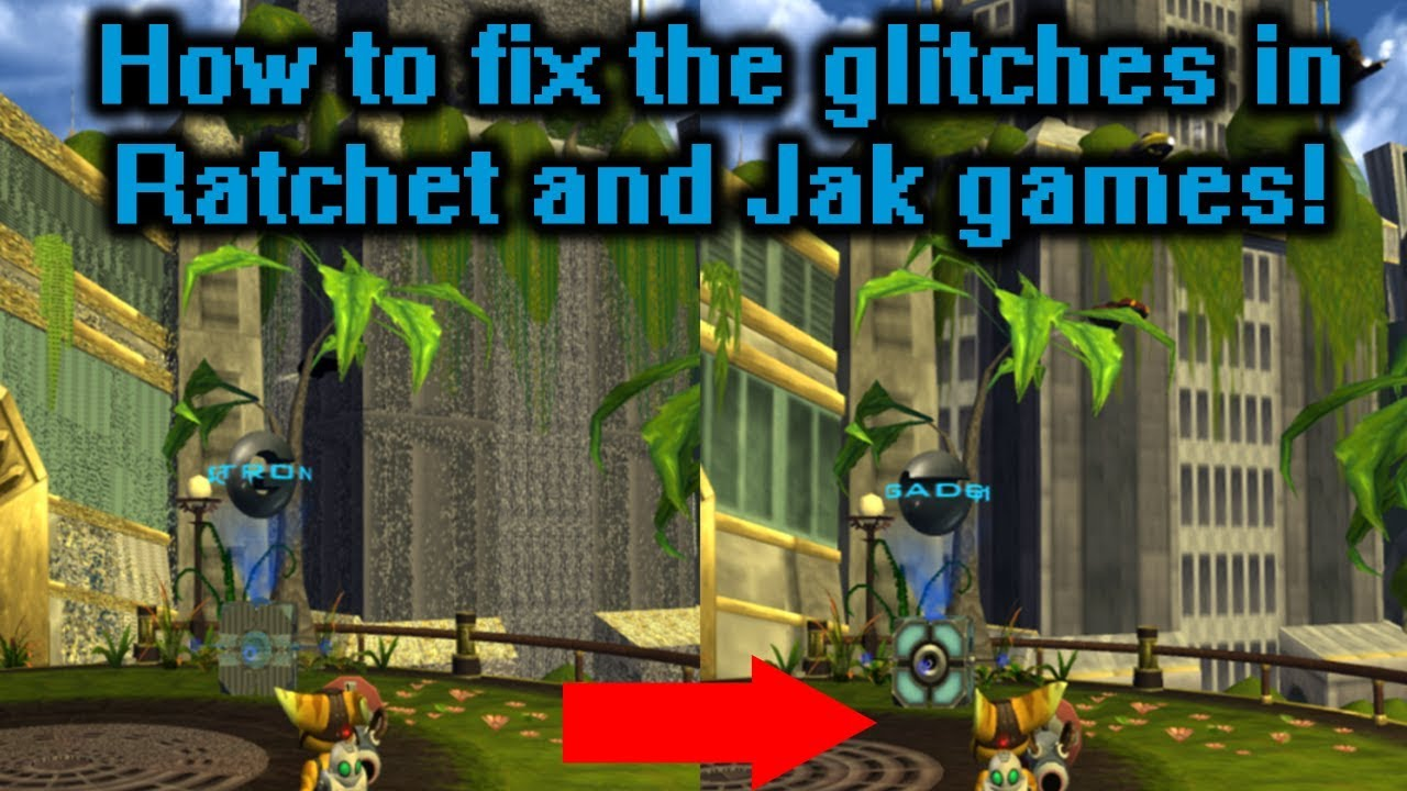 Ratchet & Clank 3 PCSX2 FIX & BEST CONFIG SETTINGS 60 FPS by PCSX2