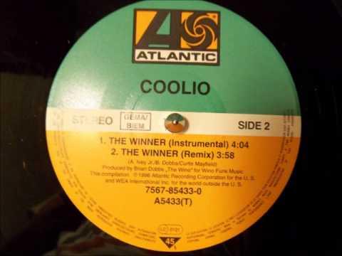 Coolio - The winner (Instrumental)