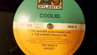 Coolio - The winner (Instrumental)
