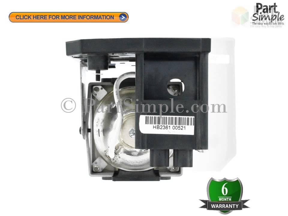 Sharp AN-PH50LP1 OEM Replacement Lamp
