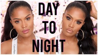 DAY to NIGHT Affordable Makeup #ShaylaxColourpop Collection