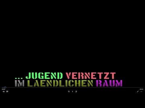 """Projektfilm """"Jugend vernetzt im Ländlichen Raum in Moritzburg, Radeburg, Niederau"""" 2016"""