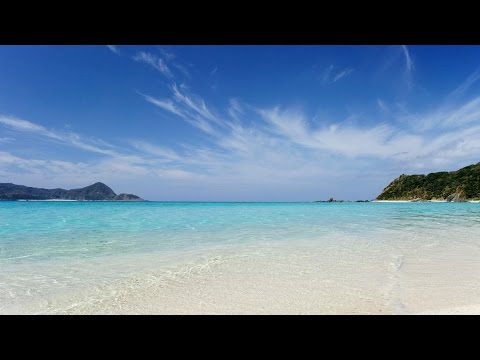Beautiful beaches in Amami by AQUA Geo Graphic on YouTube