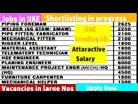 Jobs In Saudi Arabia Jobs For Engineers Apply Now Youtube
