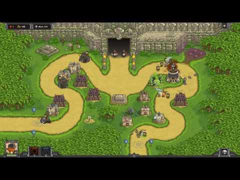 Temple of Saqra - Veteran Heroic Challenge - Kingdom Rush Frontiers |