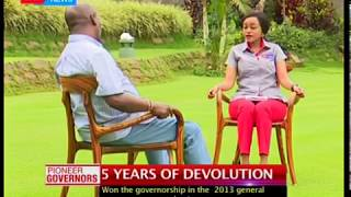 Pioneer Governors: William Kabogo, first Kiambu County Governor (Part 1)