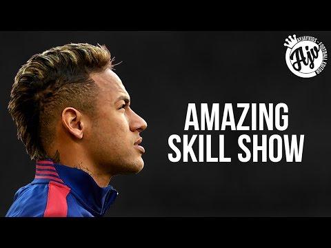 Neymar Jr. 2016  Amazing Skill Show  HD   1080p