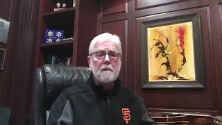 Mike Krukow #SFGOpeningDayAtHome Message