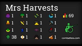 Mrs Harvests Ep 2 ~ Dreams of sweetcorn