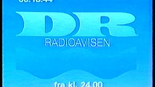 Programoversigt og radioavis fra den 27. December, 1988
