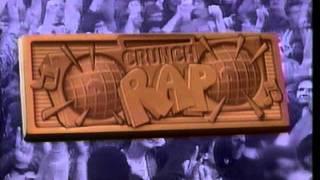 Nestle Crunch Jammin' Bars Commercial 1993