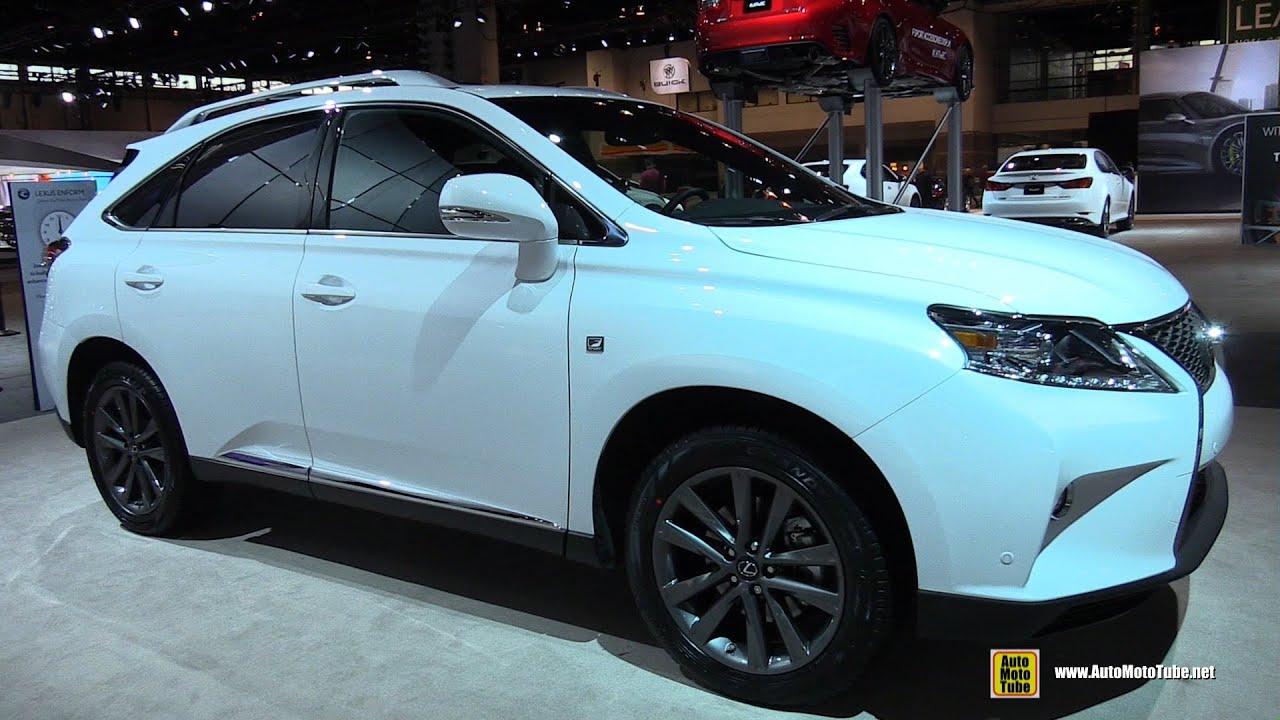interior f of sedan chicago gs auto exterior watch and youtube lexus show walkaround