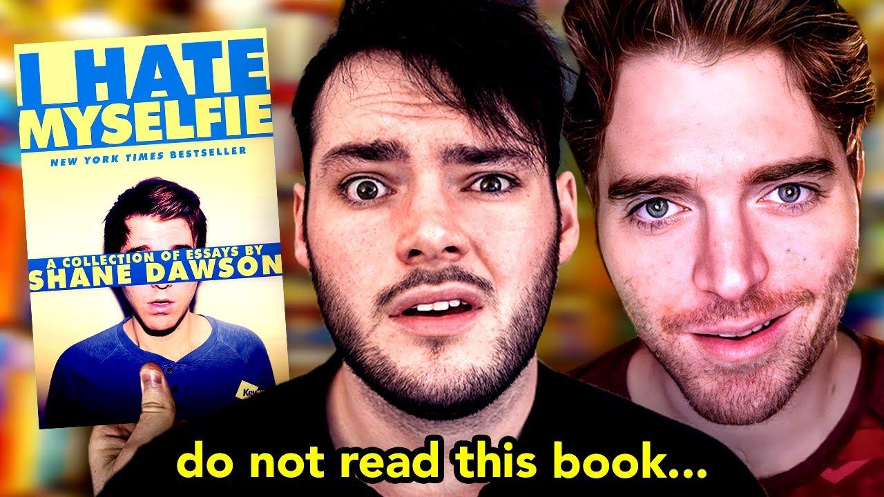 Shane Dawson's book is unbelievably bad...