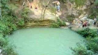 Rope Swing at Devil