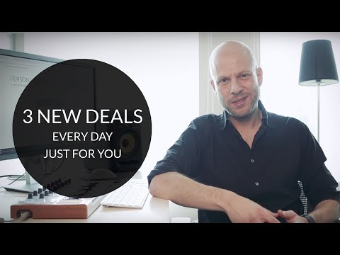 How to Get Personal Daily Deals from Waves