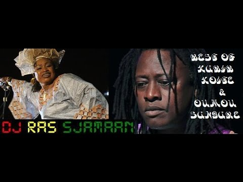 The Best Of Habib Koité & Oumou Sangare (Mali) Part 2 mix by DJ Ras Sjamaan
